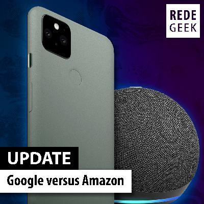 Update – Google versus Amazon
