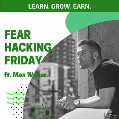 #FearHackingFriday with Max Weber