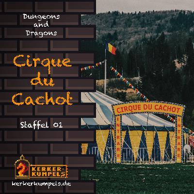 Charaktererstellung für den Zirkus [S01|E00]