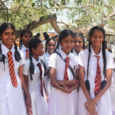 """Odc.12 Sri Lanka """"Prawo-lewo-prawo i dziewczyny w krawatach"""""""