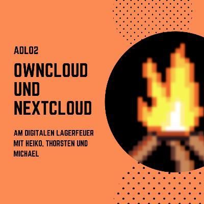 ADL02 - OwnCloud und NextCloud