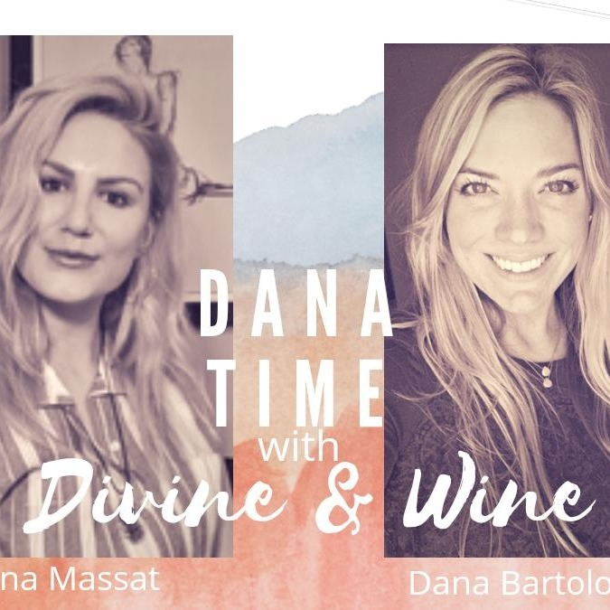 Dana time with Divine talking about Spirituality, ascension and Dana's new memoir