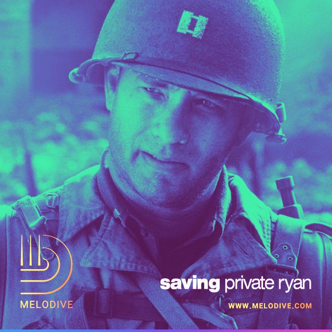 گپ دایو قسمت (60) | بررسی موسیقی فیلم نجات سرباز رایان