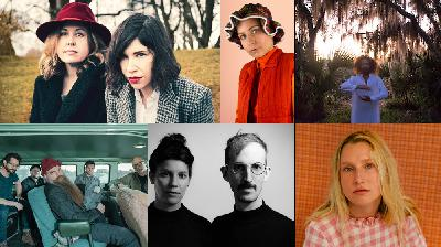 New Mix: Sleater-Kinney, Lowland Hum Reimagining Peter Gabriel, More