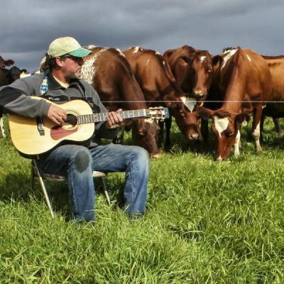 Stories on Pasture: Greg Galbraith shares about grazing and change