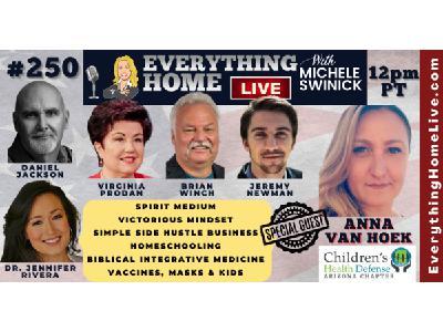 250: Covid Vaccine & Kids, Medium, Mindset, Side Hustle, HomeSchooling, Wellness