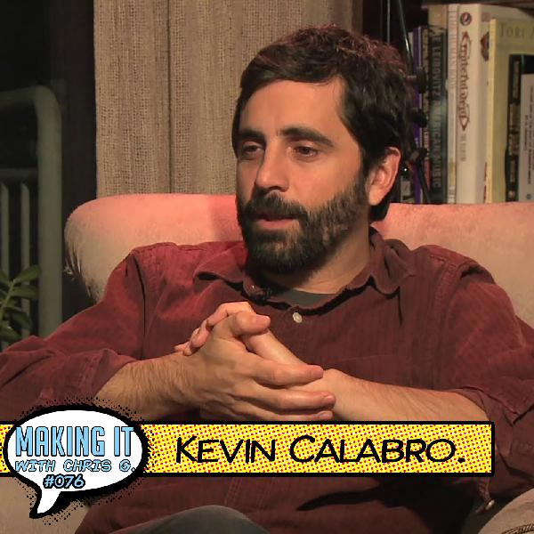 #076: Kevin Calabro - Co-Founder of Indie Record Label Royal Potato Family, and Founder of Calabro Music Media on Running an Independent Label, Artist Development and More.