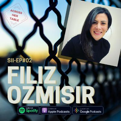 S2 Ep#02: Filiz Ozmisir - A woman on a mission to help refugee girls