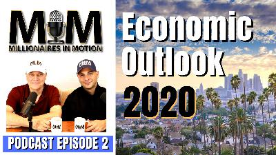 Episode 2 – 2020 Economic Outlook-Dr. Mark Schniepp