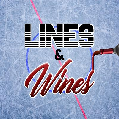 Episode 13: All Playoff Systems Go   Lines & Wines 8/6/20