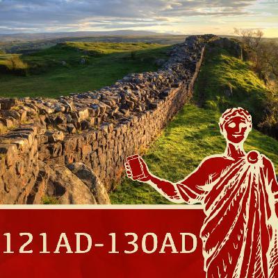 Hadrian Builds a Wall & Zhang Heng: China's da Vinci? | 121AD-130AD