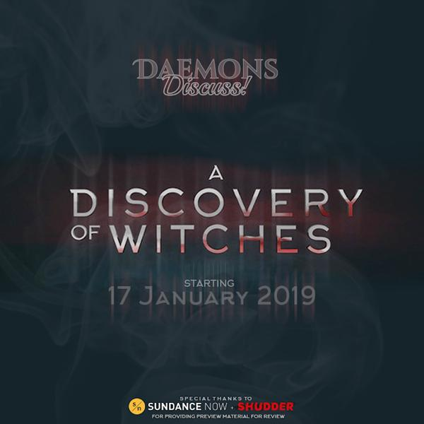 Are You Ready for A Discovery of Witches?