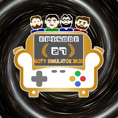 Episode 27 - GOTY Simulator 2K20