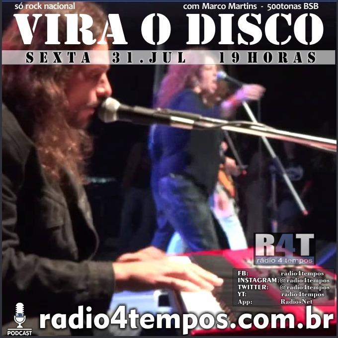 Rádio 4 Tempos - Vira o Disco 71:Rádio 4 Tempos