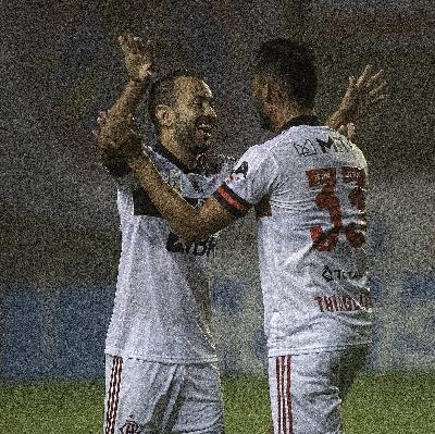 """GE Flamengo #81 - O peso da dupla Arrasca-Ribeiro e a mudança de postura: """"Time intenso e agressivo"""""""