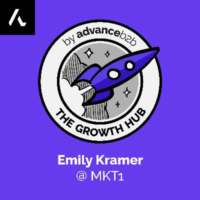 Emily Kramer - Co-Founder at MKT1 - How To Build & Organise Your Early Stage SaaS Marketing Org