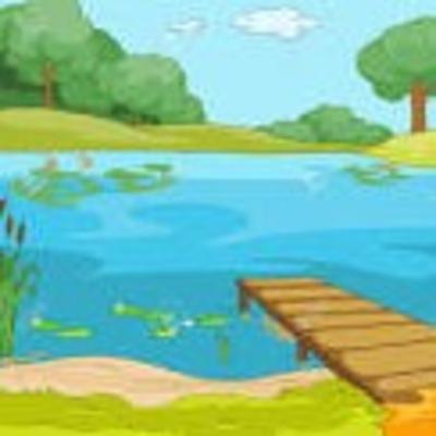 Jonah goes fishing - kid's story
