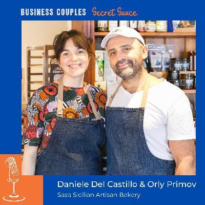 Daniele & Orly Del Castillo - Sasa Sicilian Bakery