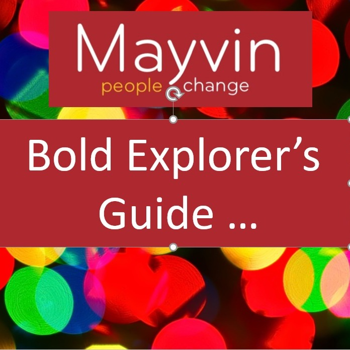 Bold Explorer's Guide ...