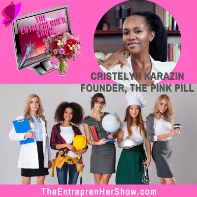 Meet Christelyn Karazin, Visionary, Author and Founder of The Pink Pill