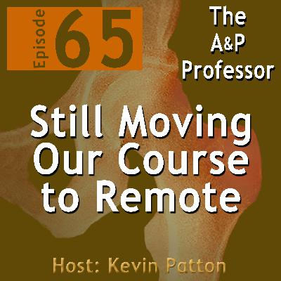 Still Moving Our Course to Remote| Episode 65
