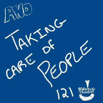 And Taking Care of People | 122