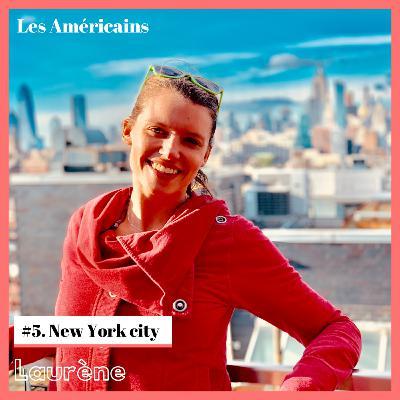 E5. Destination New-York en compagnie de Laurène, guide touristique chez CNEWYORK🗽