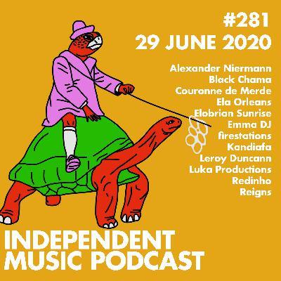 #281 - Redinho, Couronne de Merde, Ela Orleans, Black Chama, Emma DJ - 29 June 2020