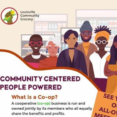 Sustainability Now! | Lisa Ann Markuson + Thomas Edison | Louisville Community Grocery | 11-9-20