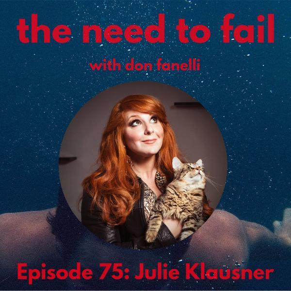 Episode 75: Julie Klausner