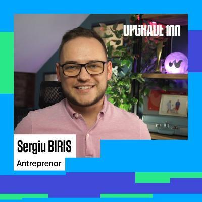 #83 CUM LANSEZI UN STARTUP DE SUCCES cu Sergiu Biriș: 80 de lecții video și 20+ ore conținut valoros din culisele lumii tech startups.