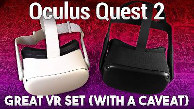 Oculus Quest 2 Review - Still the Best VR Console With a Big Facebook Caveat