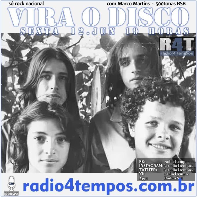 Rádio 4 Tempos - Vira o Disco 65