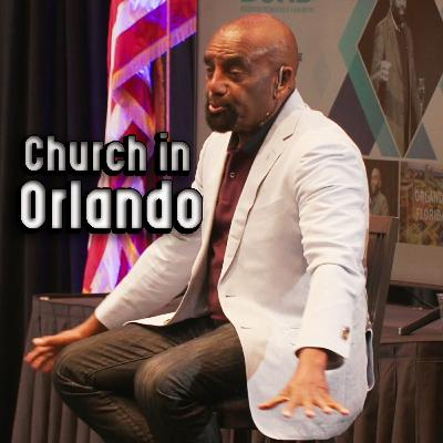 08/15/21 Church in Orlando, Florida (After Men's Conference)