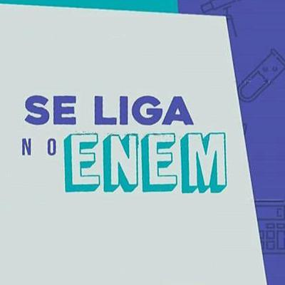 Se Liga no Enem - 25/03/2020