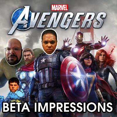 364 The Avengers Beta Impressions
