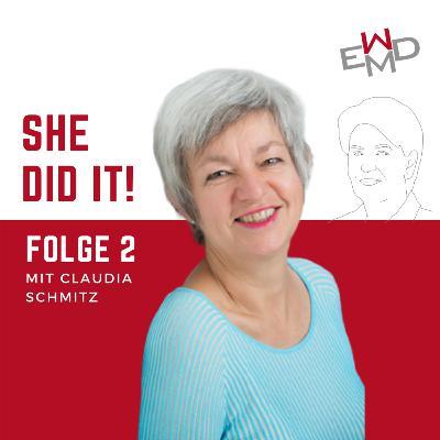 #Anne Lybaert: Folge 2 mit Claudia Schmitz