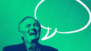 Alan Alda Wants Us To Have Better Conversations