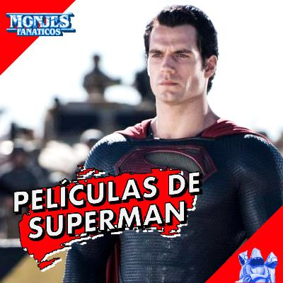 198 - Las películas de SUPERMAN.