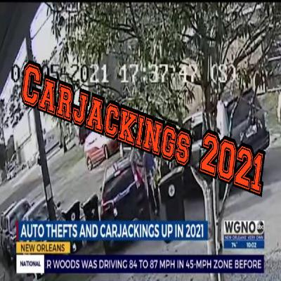 Carjackings Have Spiked And Juveniles Are Often Involved