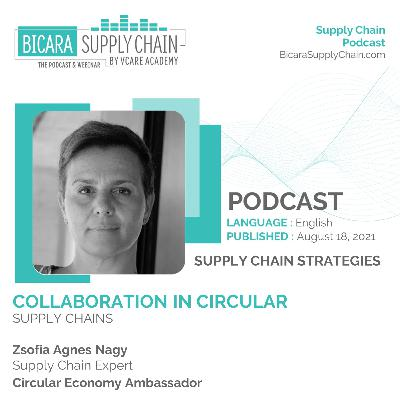 143. Collaboration in circular supply chains