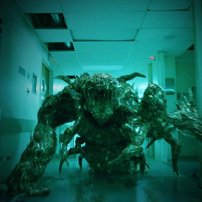 School Lockdown Horror Story | The Monster from Within