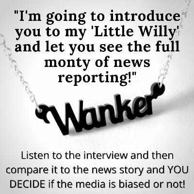 Free My Willy - How The Media Manipulates Stories REAL INTERVIEW Comparison