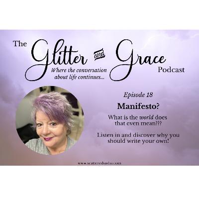 Manifesto...get you one!