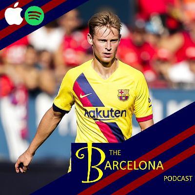 Barcelona's identity crisis deepens; Valverde wasting de Jong's potential and neglecting La Masia [TBPod167]
