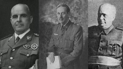 Acontece que no es poco | Dunkerque y los generales de Franco