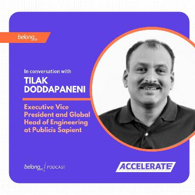 How Engineers Can Be Future Ready - With Tilak Doddapaneni