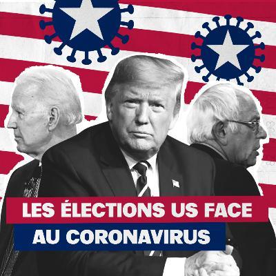 Les élections US face au coronavirus