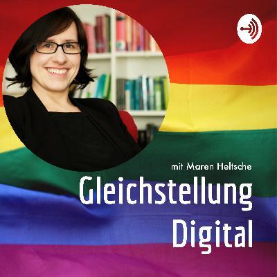 #6 Maren Heltsche, Sonderbeauftragte des Deutschen Frauenrats für Digitalisierung (und noch vieles mehr!)