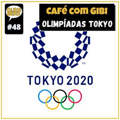Café com Gibi 48: Olimpíadas Tokyo